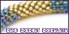 Making: Bead crochet bracelets